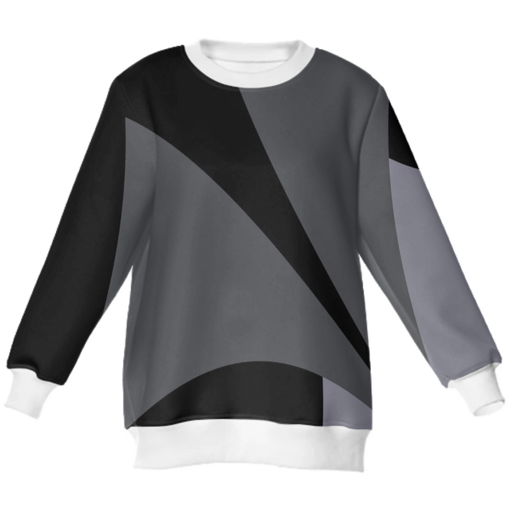 Dark Whisper Neoprene weatshirt