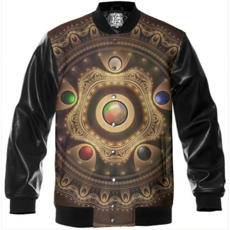 Gathering the Five Fractal Colors of Magic Jacket