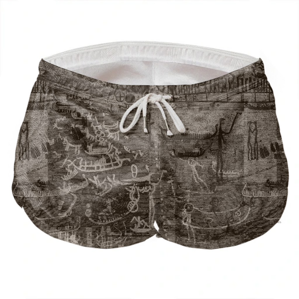 Petrified shorts