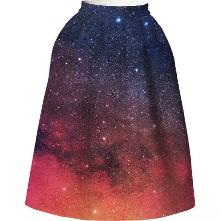 Born In Nebula VP NEOPRENE FULL SKIRT