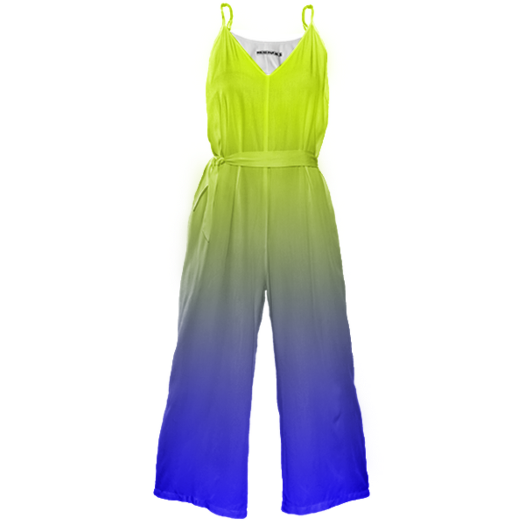 Green Haze Jumpsuit