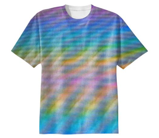 Holo synthesis Tee