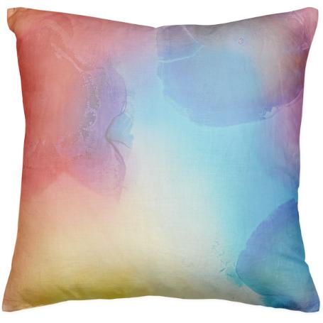 Gradient Bacteria Pillow