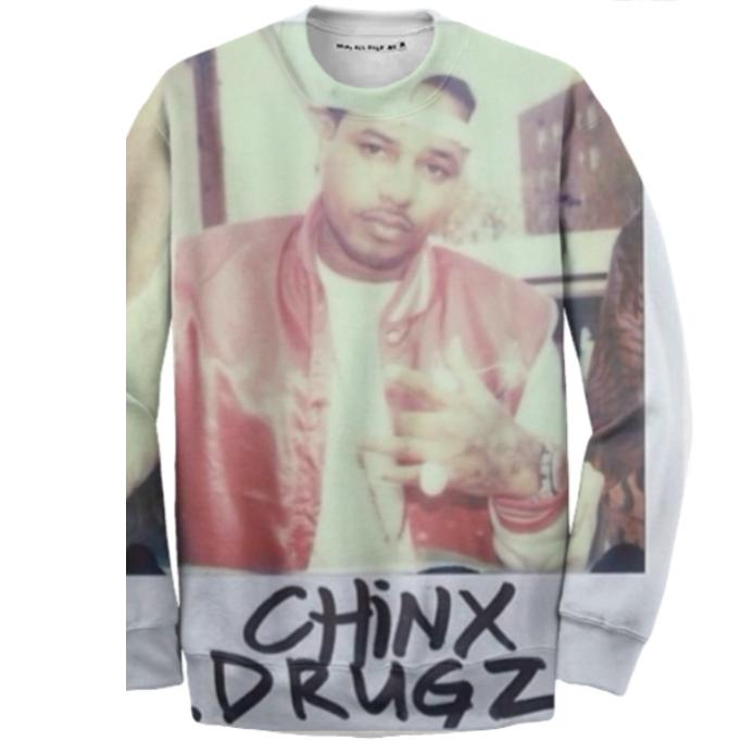Rich Don s Long Live Chinx Sweater