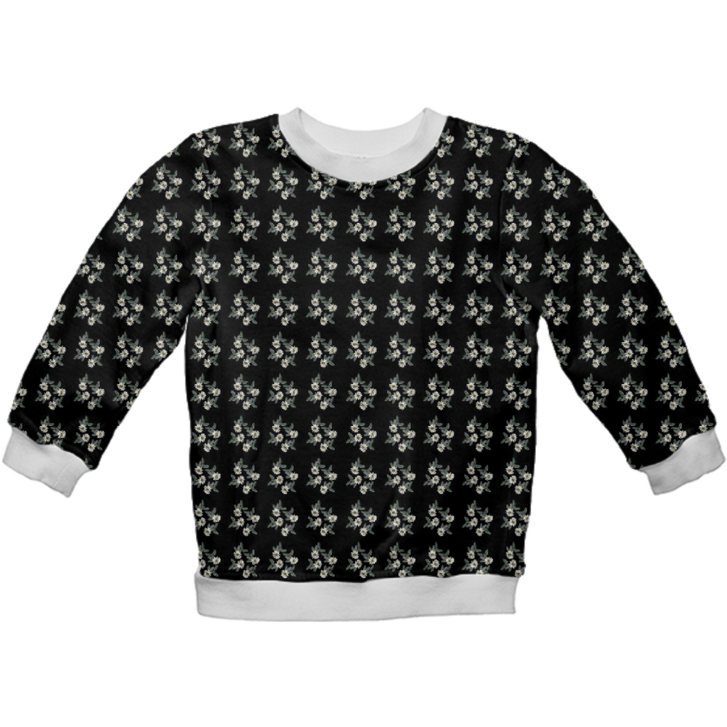 little Ichika cotton sweatshirt