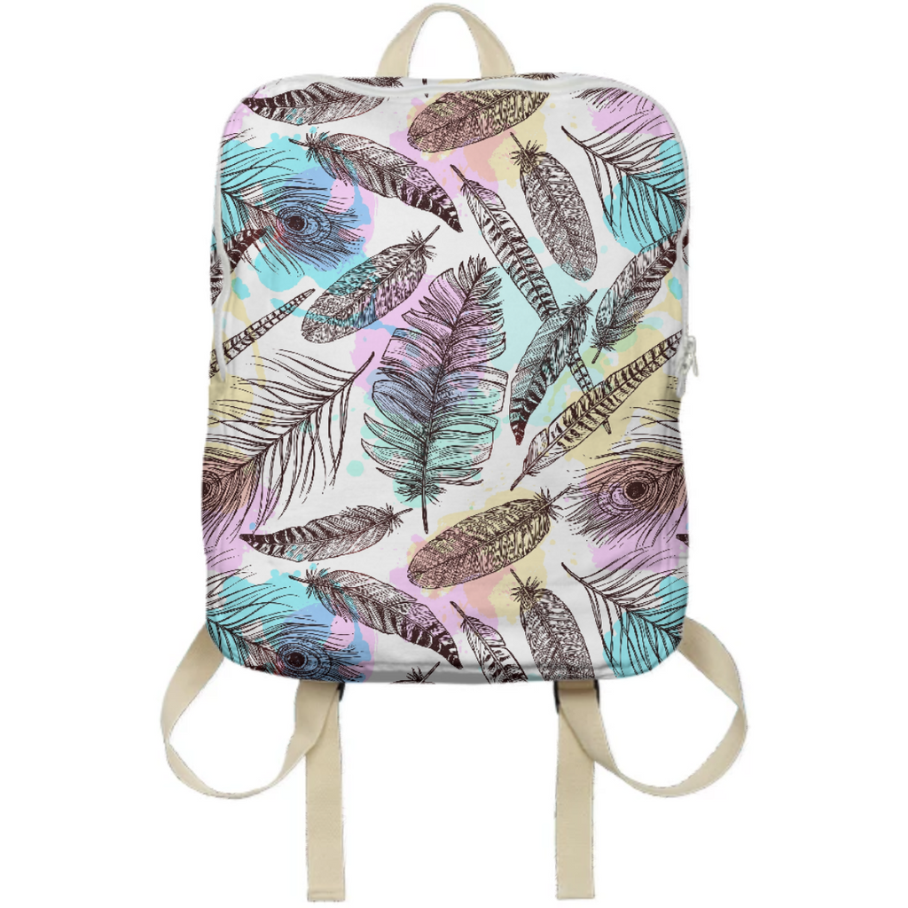 Tribal Pastels Backpack