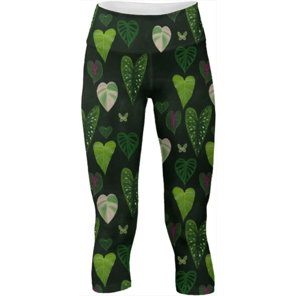 Love Thy Nature Yoga Pants