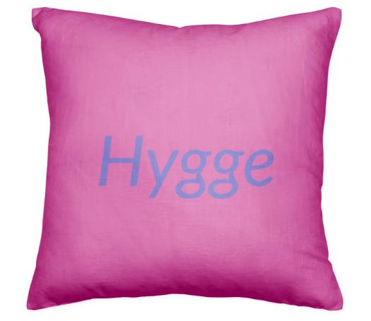 Shades Of Hygge Pillow