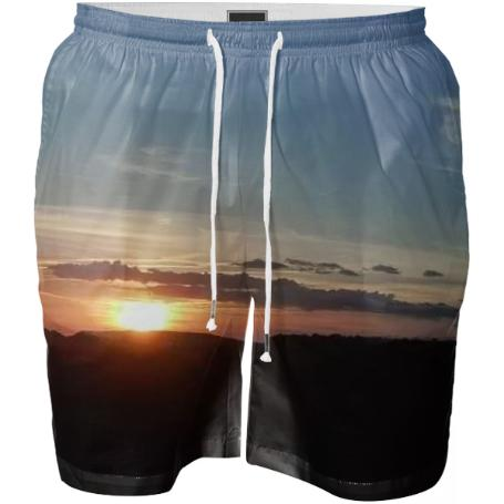 Sunrise Swim Trunks