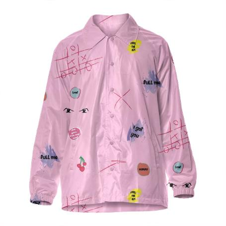 ALFSTOYS COACH JACKET
