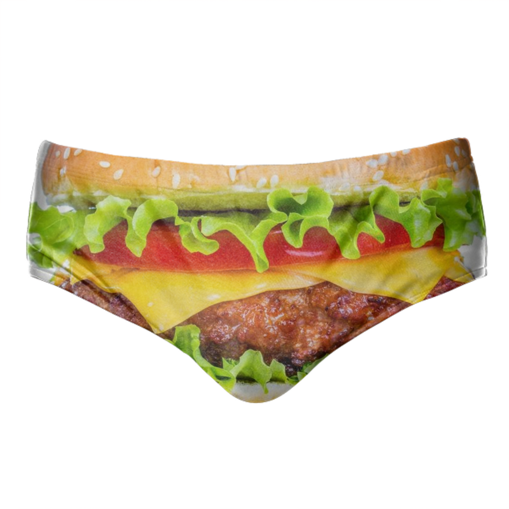 2 Burger Speedo