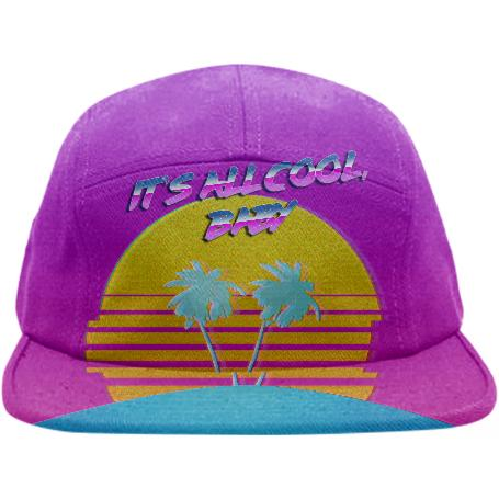 It s All Cool Baby Cap