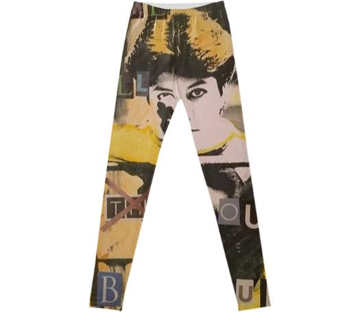 Buttercup Spring 2018 Fancy Leggings