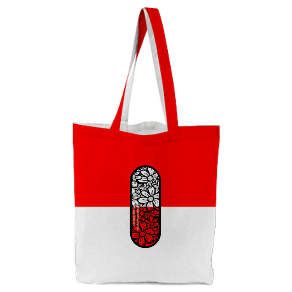 BAD INFLUENCE (GOOD COMPANY PILL) Tote