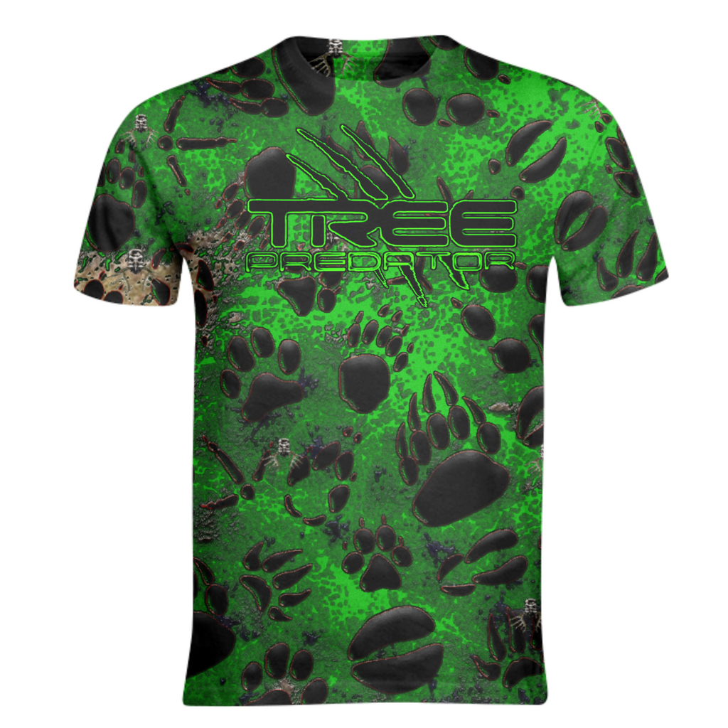 TREE PREDATOR CAMO SHIRT