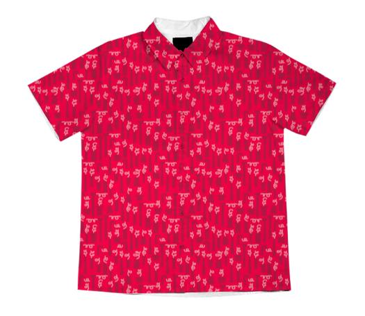 OTTO the shirt red