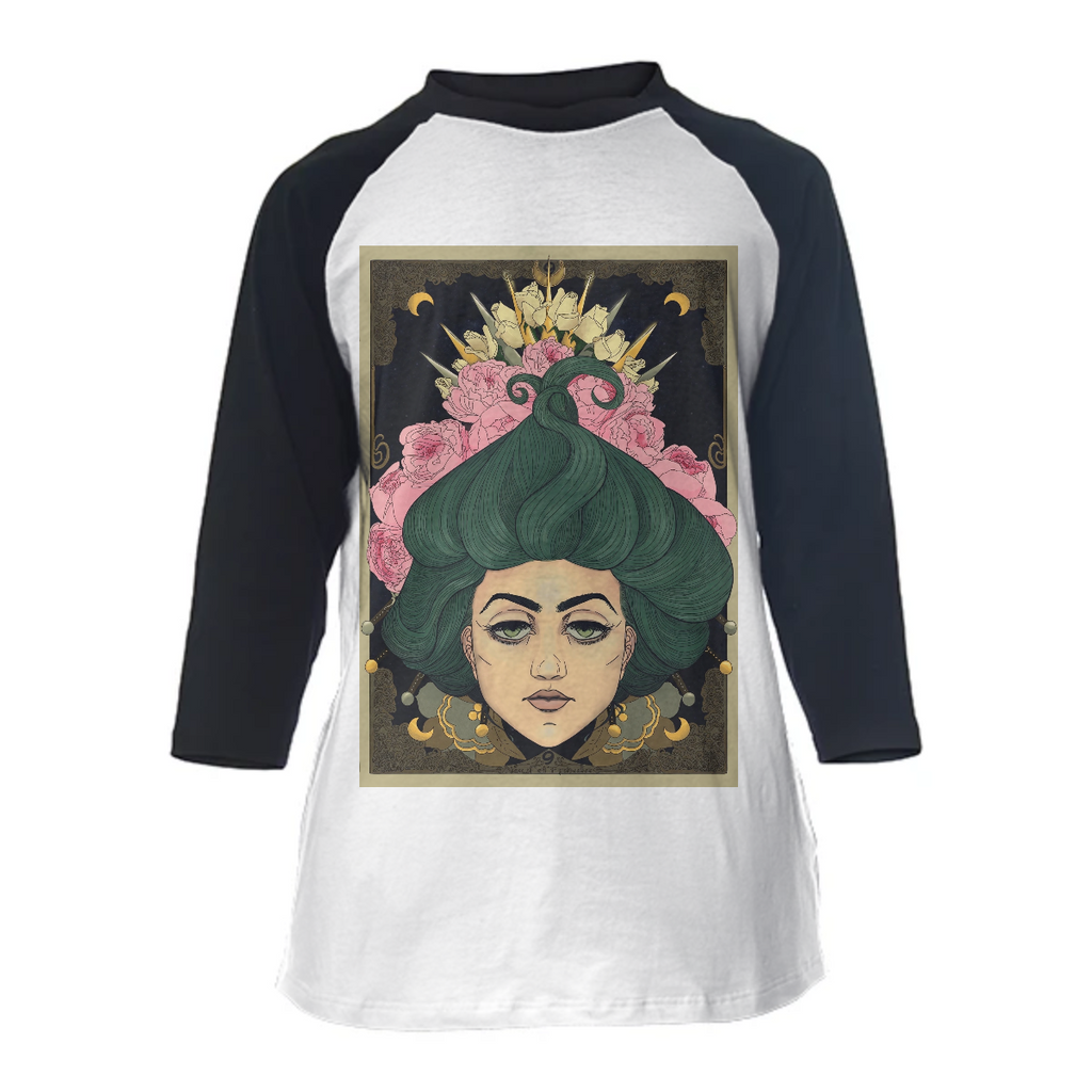 Nine of Swords Strength in Softness - Anxious Tee