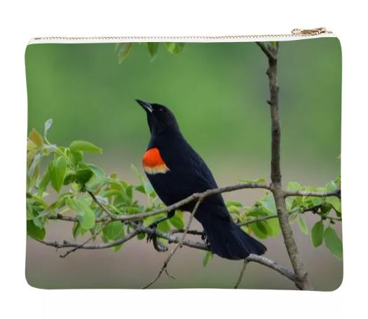 Red Winged Clutch
