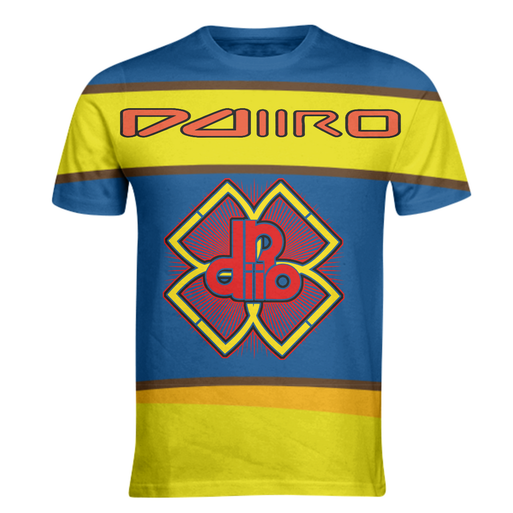 DDIIRO CLOTHING Athletic Tees