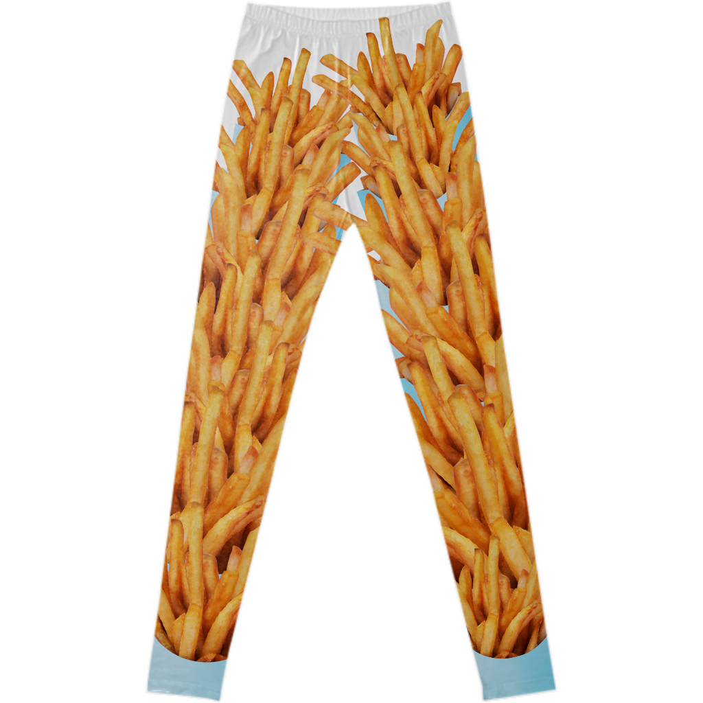 2 Fries Leggings