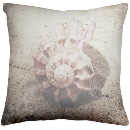 Virginias Seashells pillow 2