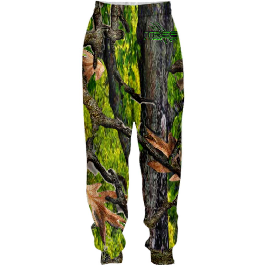 TREE PREDATOR 4-D CAMO PANTS