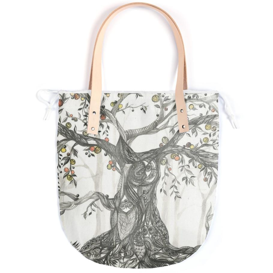 Owl Day Tote
