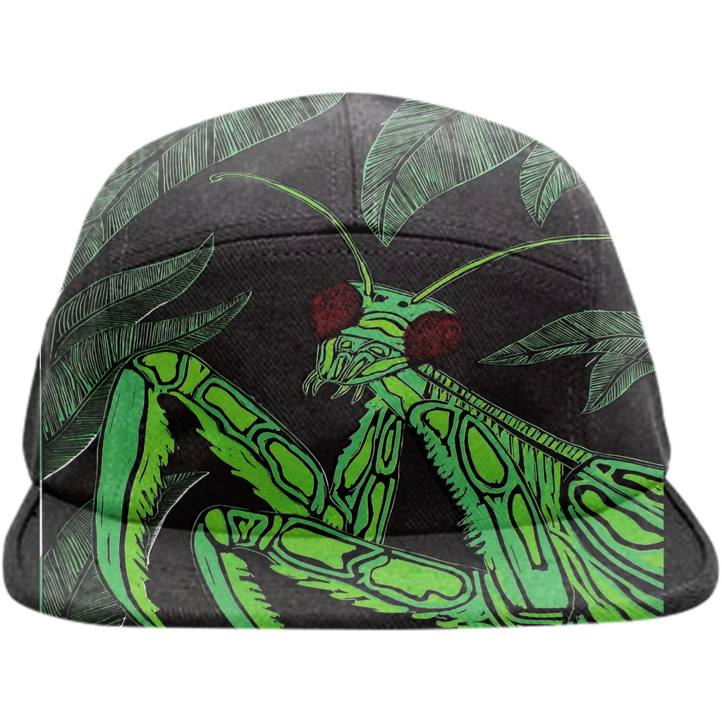 Praying Mantis Hat