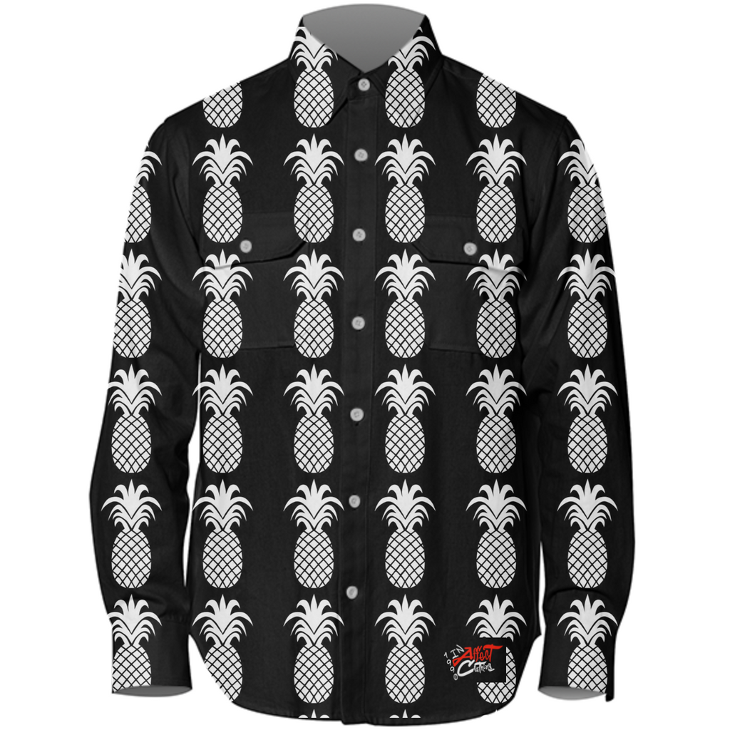 Pineapples (Black)