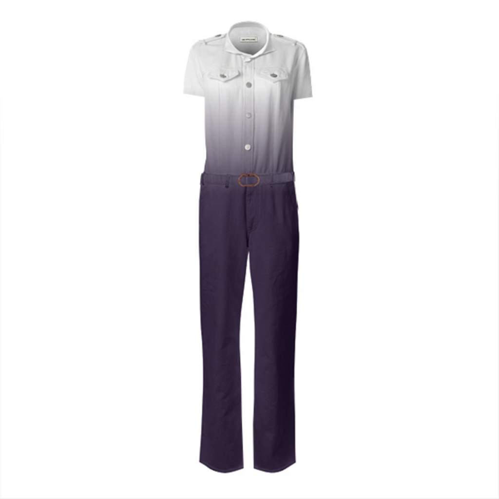 DEEP PURPLE SUMMER JUMP SUIT