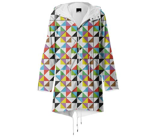 Robbies Tropical Raincoat