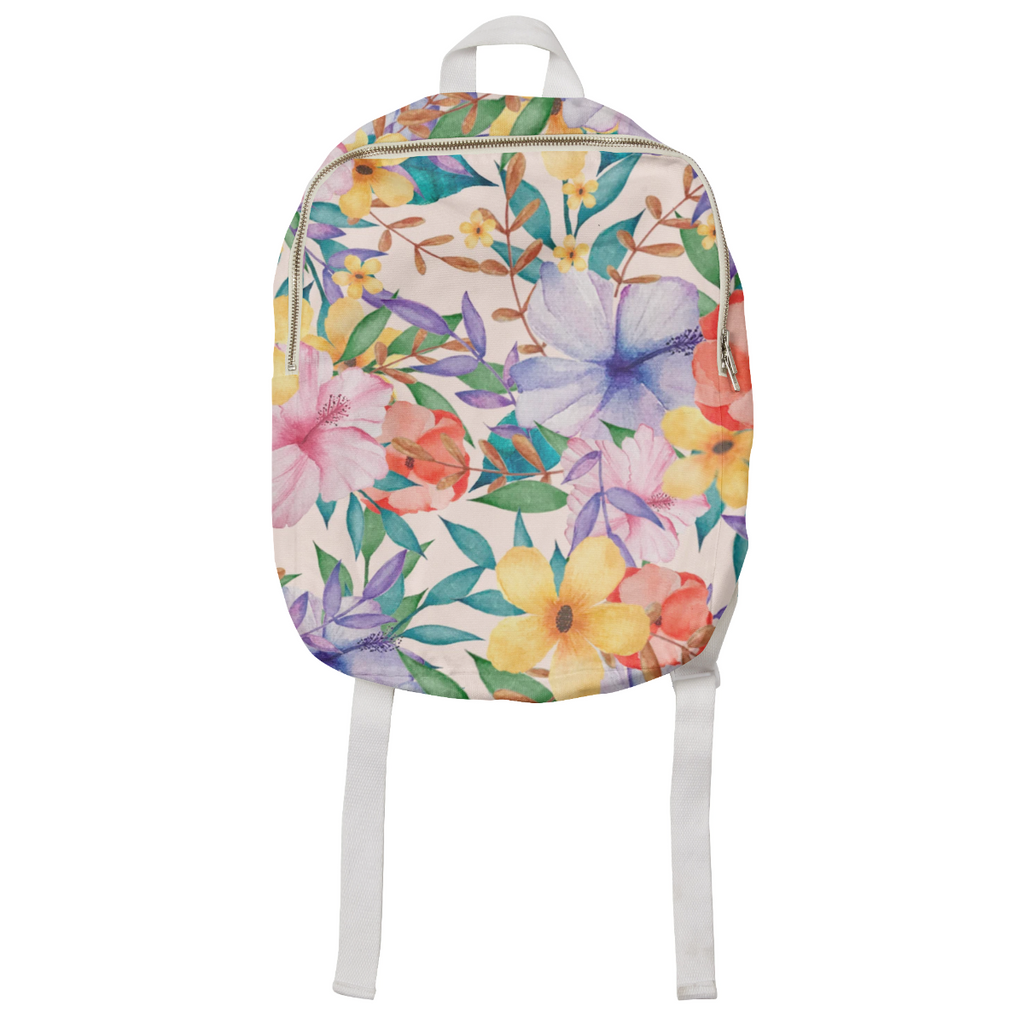 Cheerful Floral Print