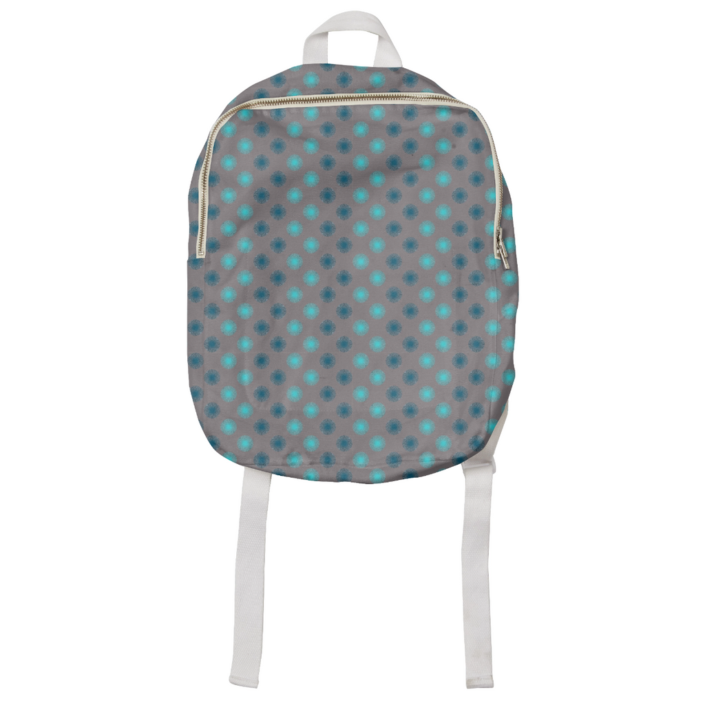 Abstract Dots Explosion 4 Kids Backpack