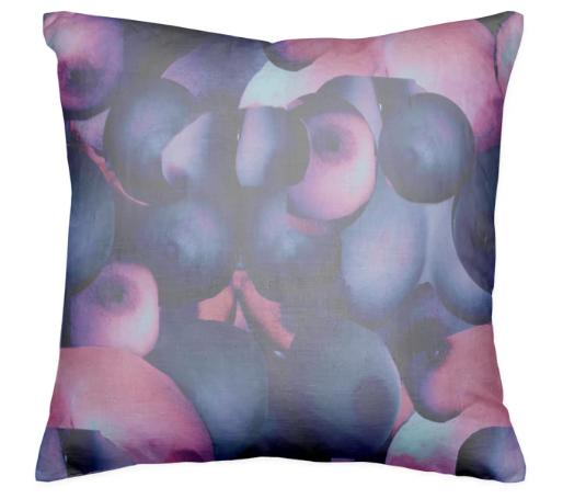 Electric Tribe Dirty Pillows Pillow