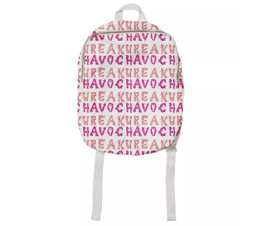 WREAK HAVOC KIDS BACKPACK