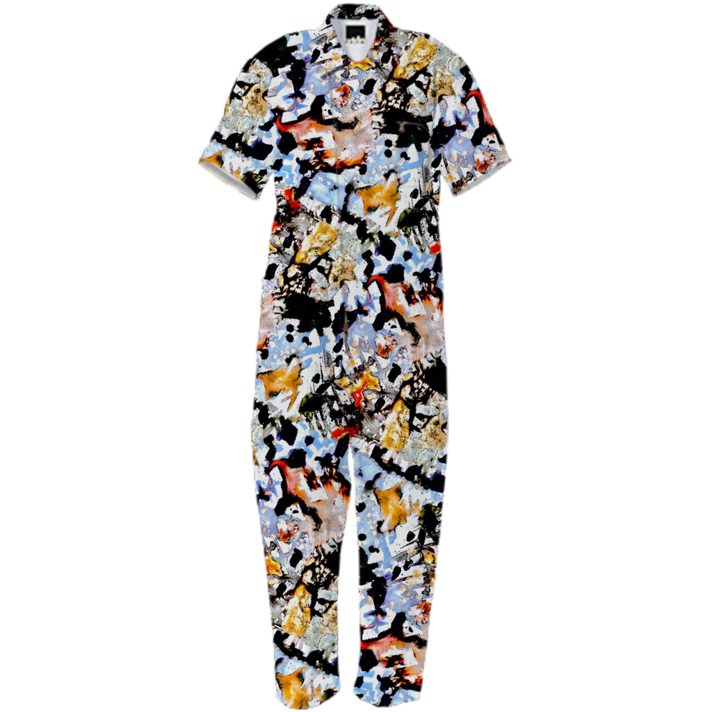 Inky Thump Jumpsuit