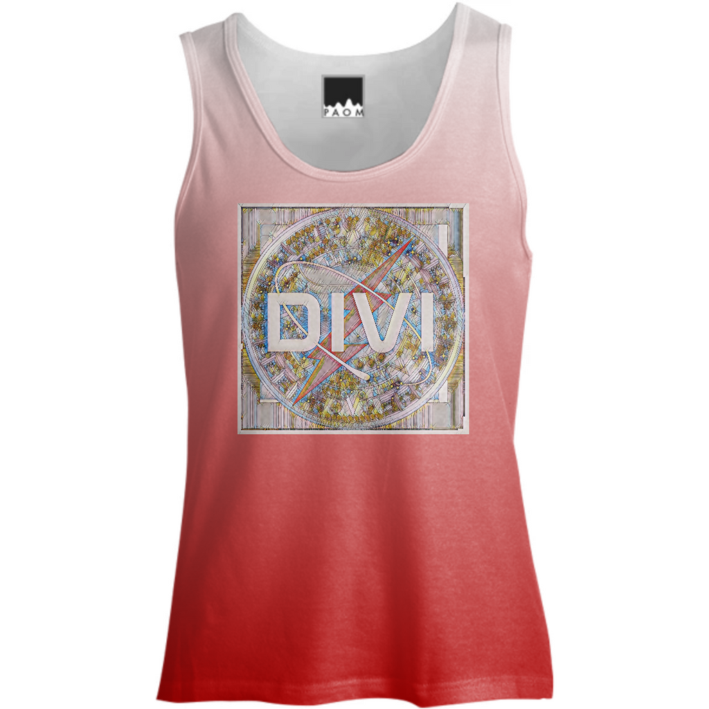 Divi Tank Top - Gradient