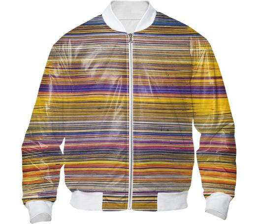 Colored Lines Jacket