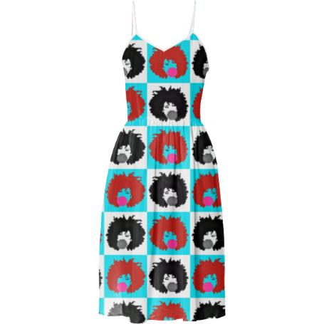 Bubble and fro Summer dress