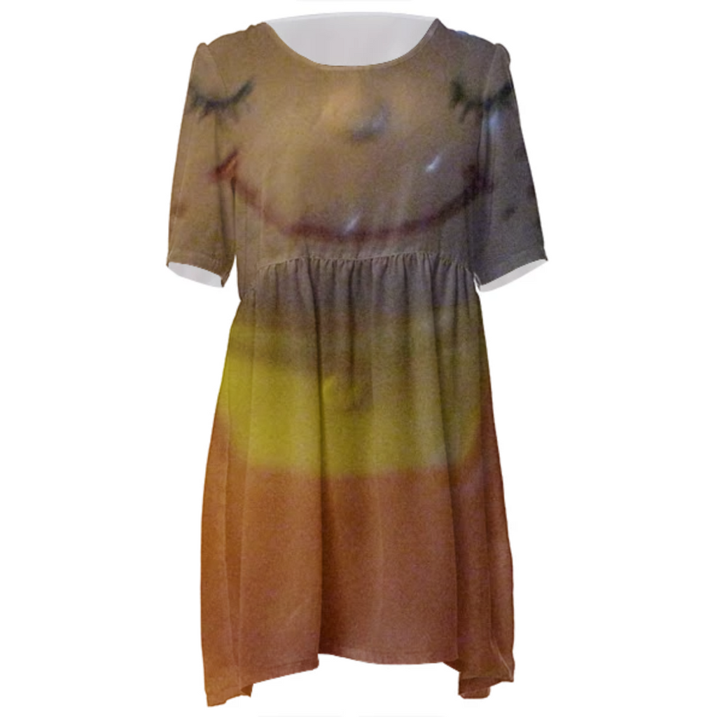 Ombre Dolly Dress