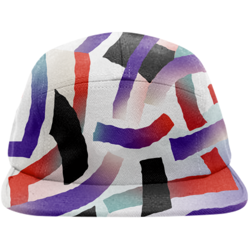 PAOM, Print All Over Me, digital print, design, fashion, style, collaboration, gambette, Baseball Hat, Baseball-Hat, BaseballHat, Bolide, Cap, spring summer, unisex, Poly, Accessories