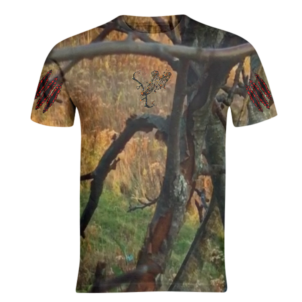 TREE PREDATOR CAMO T-SHIRT