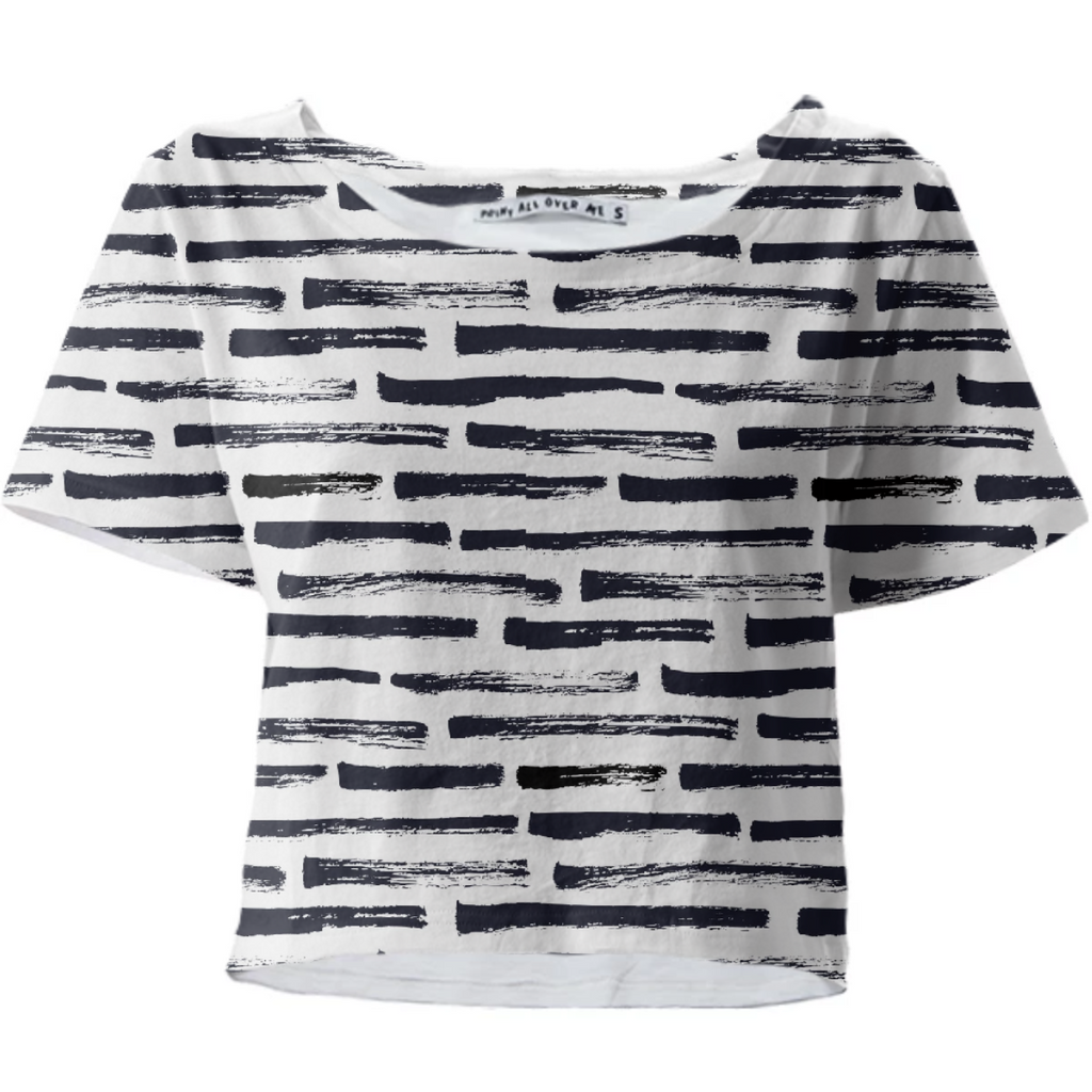 Brushed Cropped T-Shirt