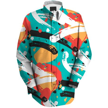 Street Arrows Men s Shirt