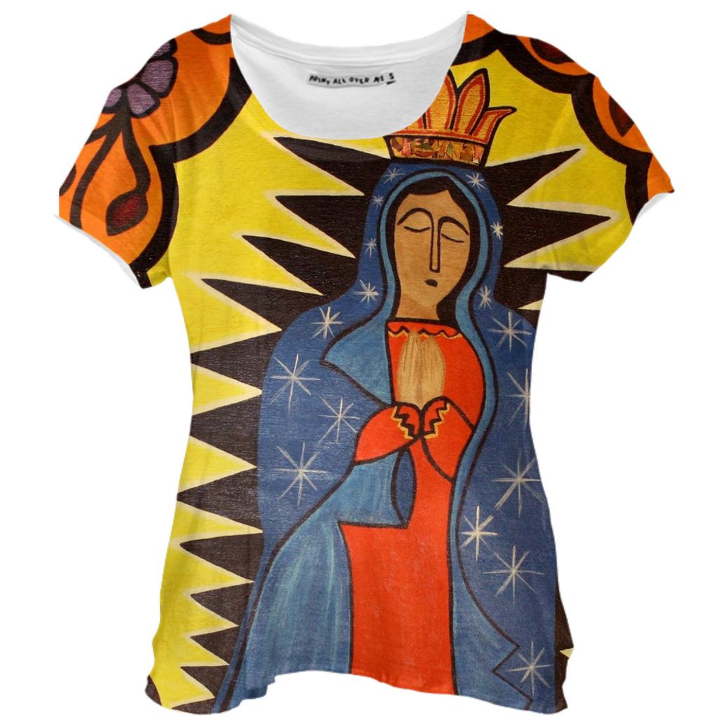 Lady Guadalupe T-Shirt