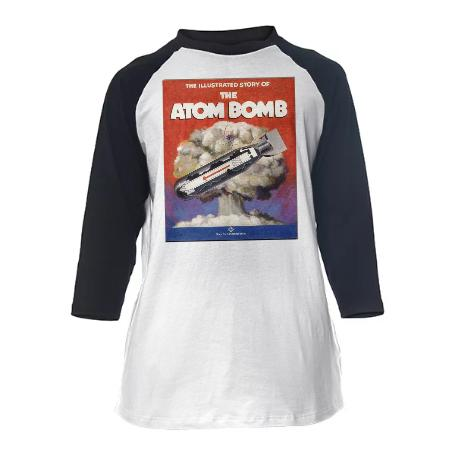 Love The Bomb Story Shirt