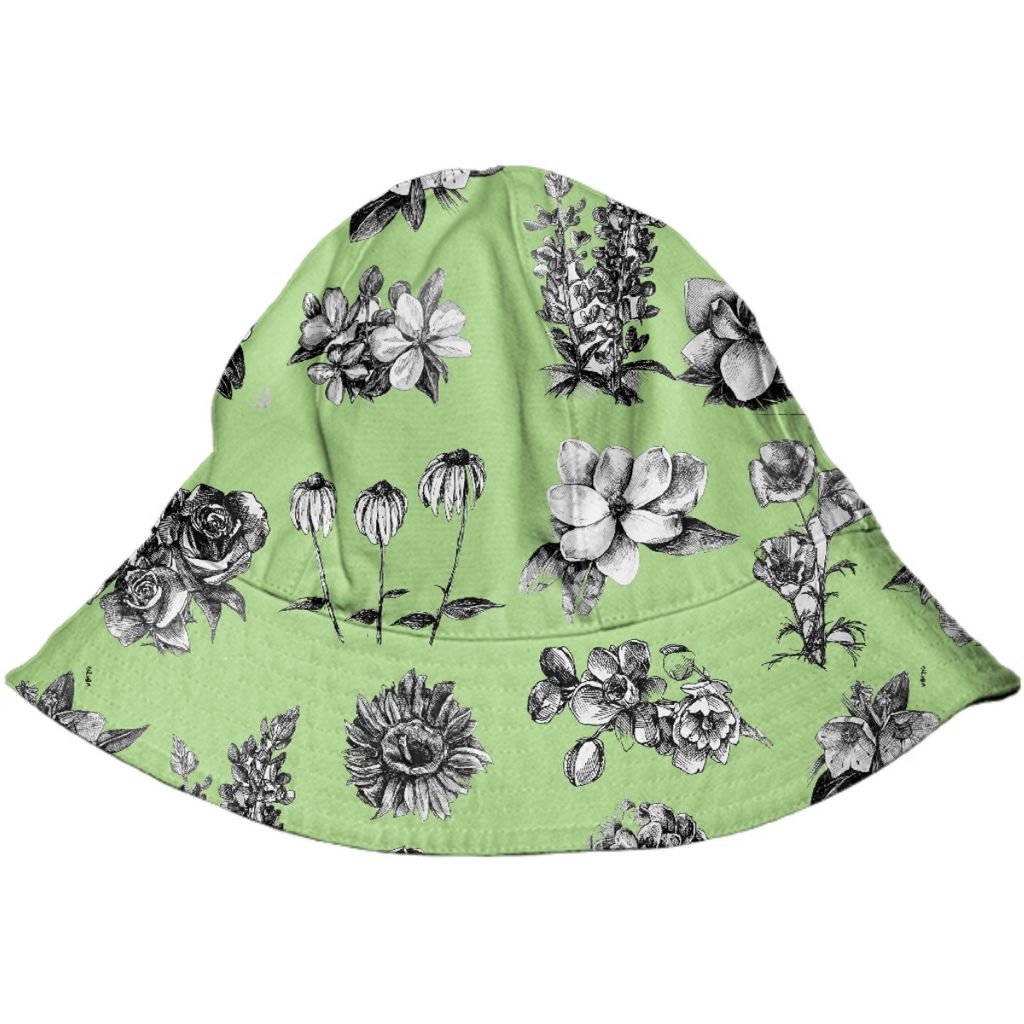 Flower Kids Hat