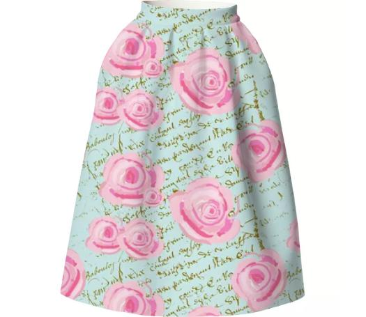 VP Neoprene Full Skirt