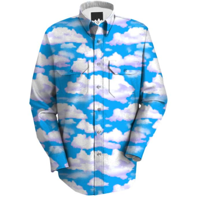 BLUE SKIES CLOUD SHIRT