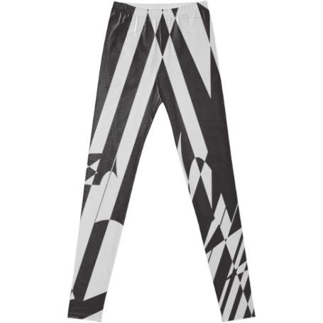 Faction of Shadows Leggings Mt Abstract